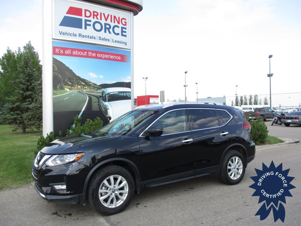 Click Here To View 2017 Nissan Rogue SV - 142163
