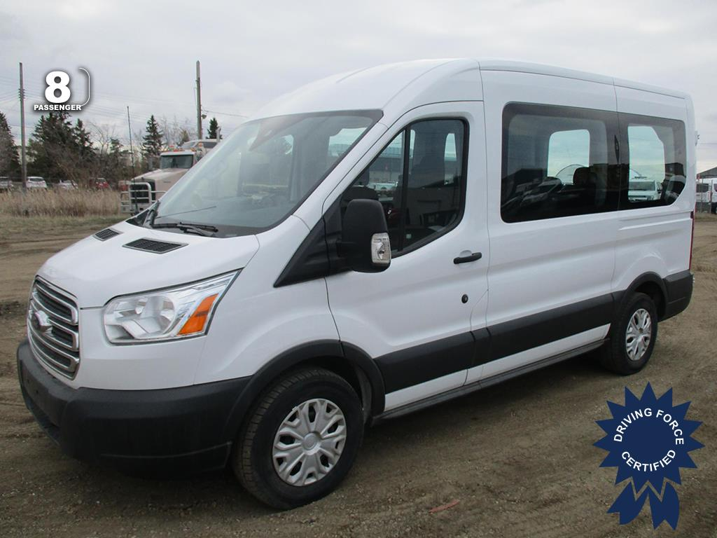 Click Here To View 2017 Ford Transit Wagon XLT - 142318