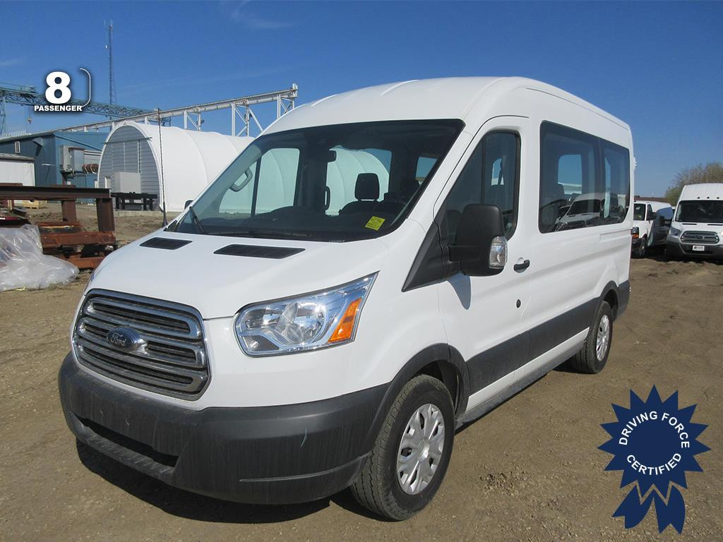 Click Here To View 2017 Ford Transit Wagon XLT - 142322