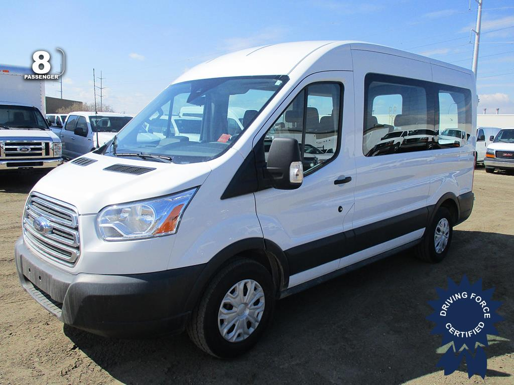 Click Here To View 2017 Ford Transit Wagon XLT - 142330