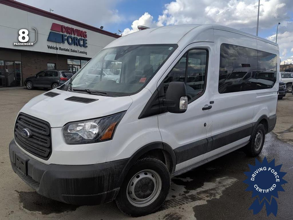 Click Here To View 2017 Ford Transit Wagon XL - 142340