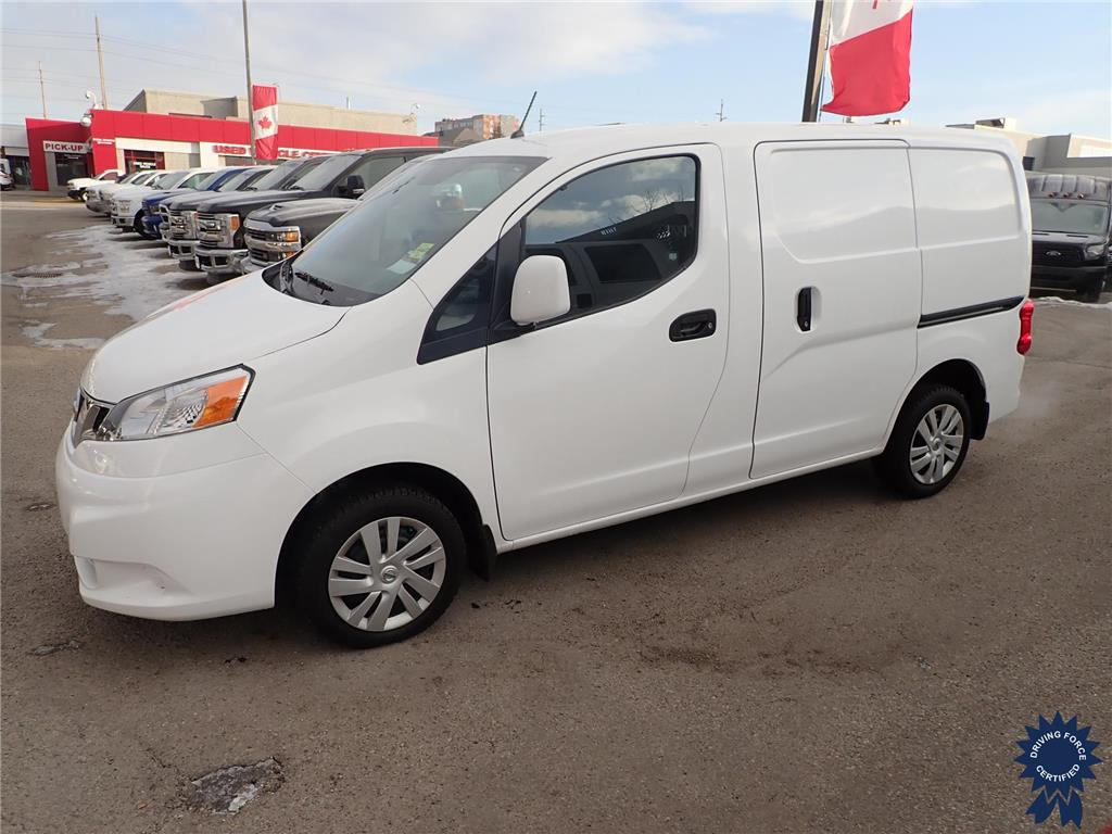 Click Here To View 2017 Nissan NV200 SV - 142840