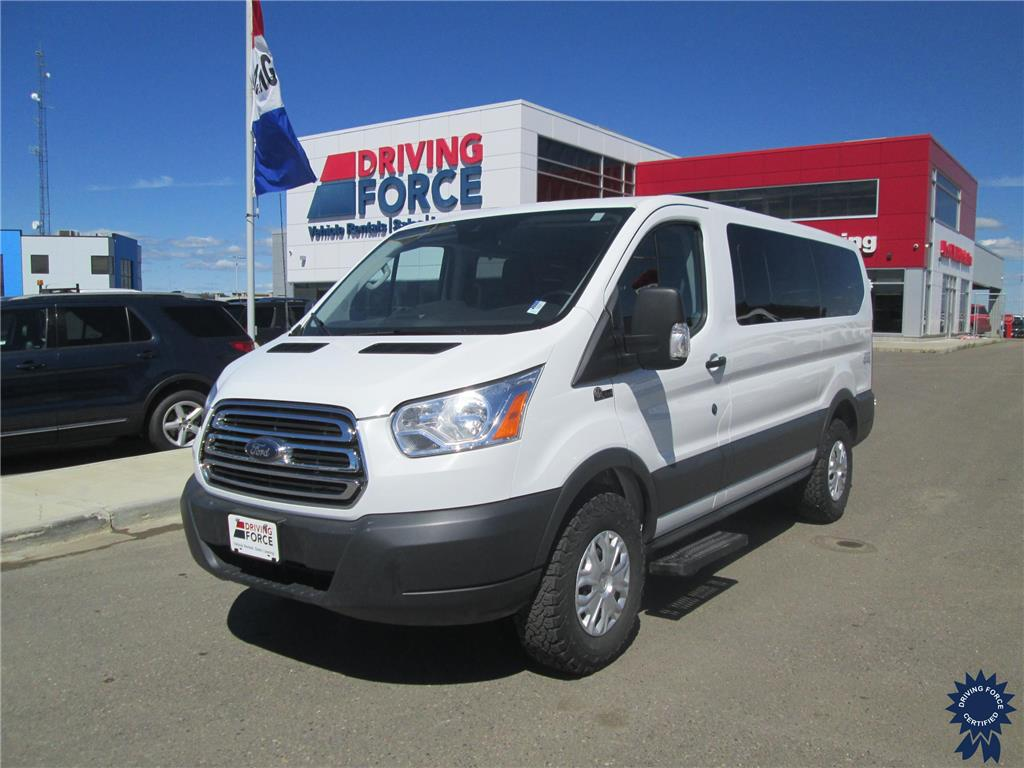 Click Here To View 2017 Ford Transit Wagon XLT - 142997