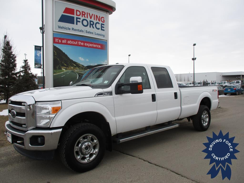 Click Here To View 2015 Ford Super Duty F-350 XLT - 143063