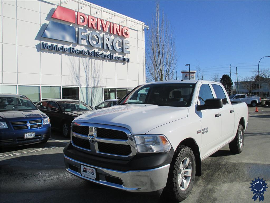 Click Here To View 2017 Ram 1500 ST - 143446