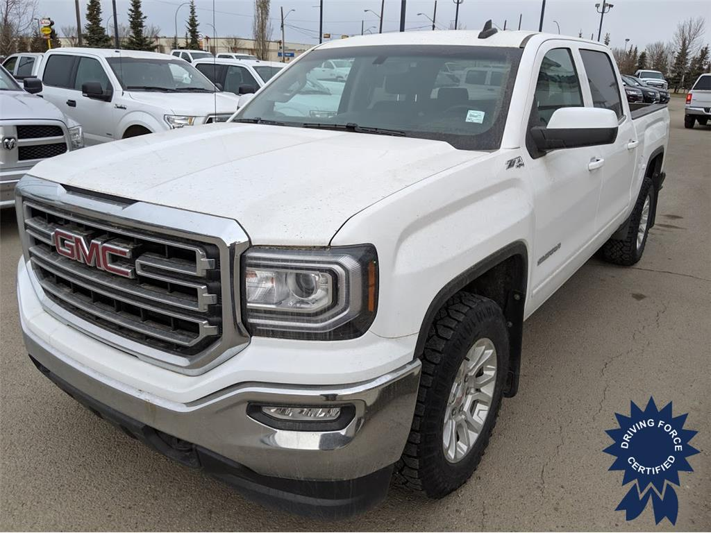 Click Here To View 2017 GMC Sierra 1500 SLE - 143502