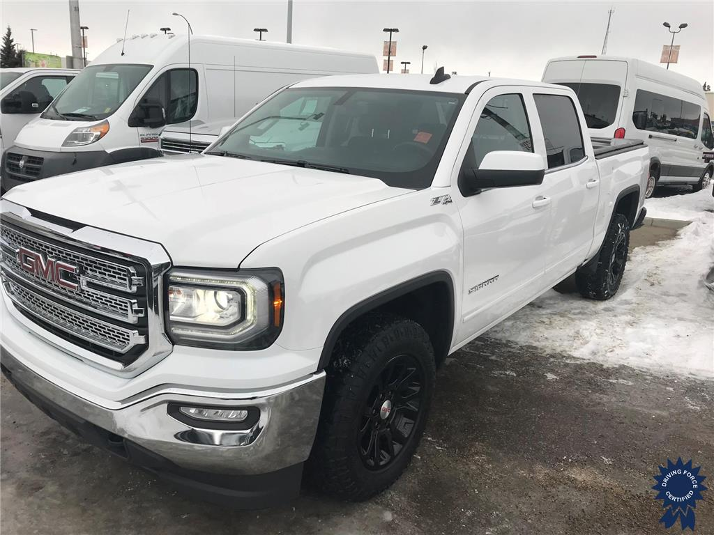 Click Here To View 2017 GMC Sierra 1500 SLE - 143506