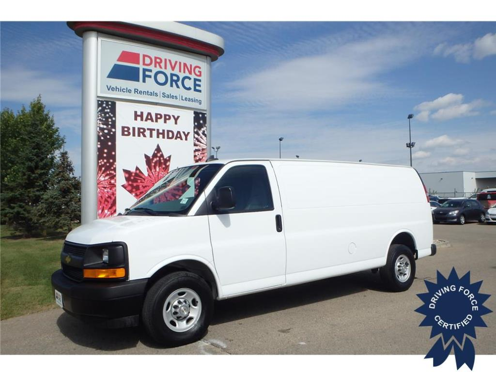 Click Here To View 2017 Chevrolet Express Cargo Van  - 144266