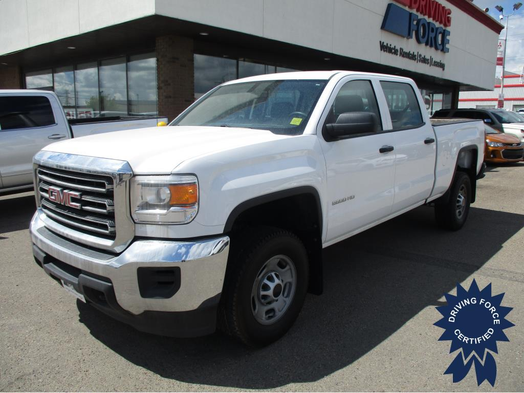 Click Here To View 2015 GMC Sierra 2500HD WT - 144274