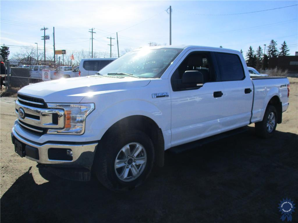 Click Here To View 2018 Ford F-150 XLT - 144612