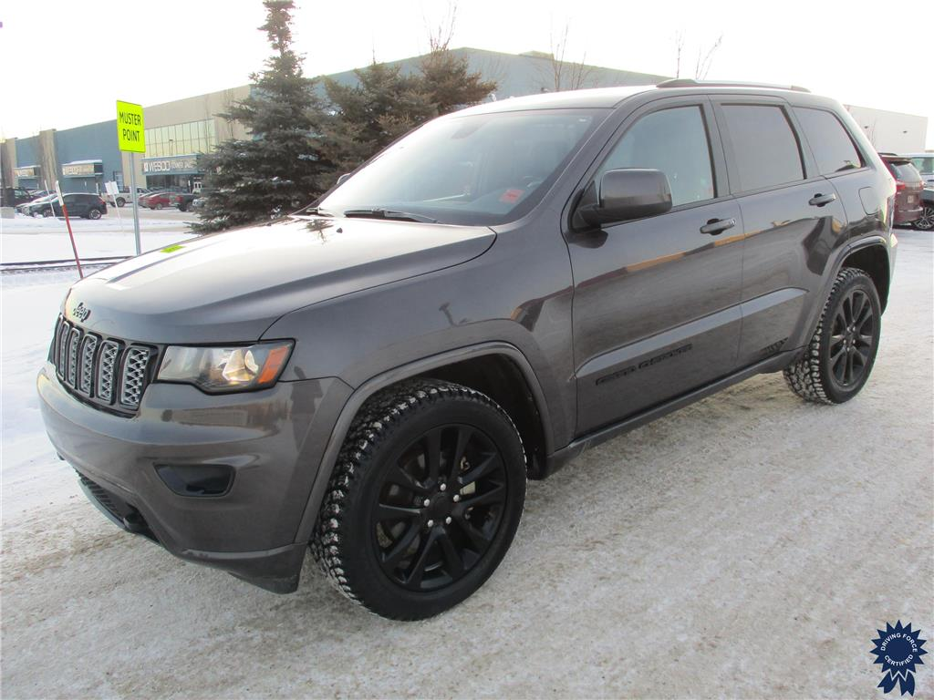 Click Here To View 2018 Jeep Grand Cherokee Altitude IV - 144629