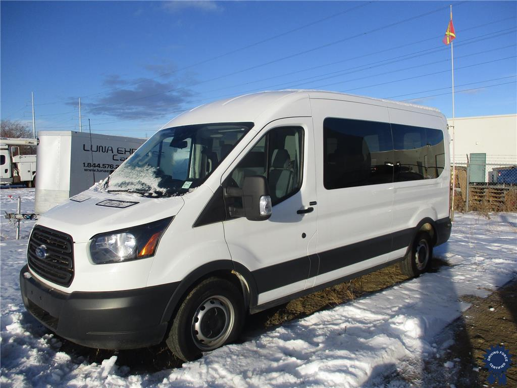 Click Here To View 2017 Ford Transit Wagon XL - 144638