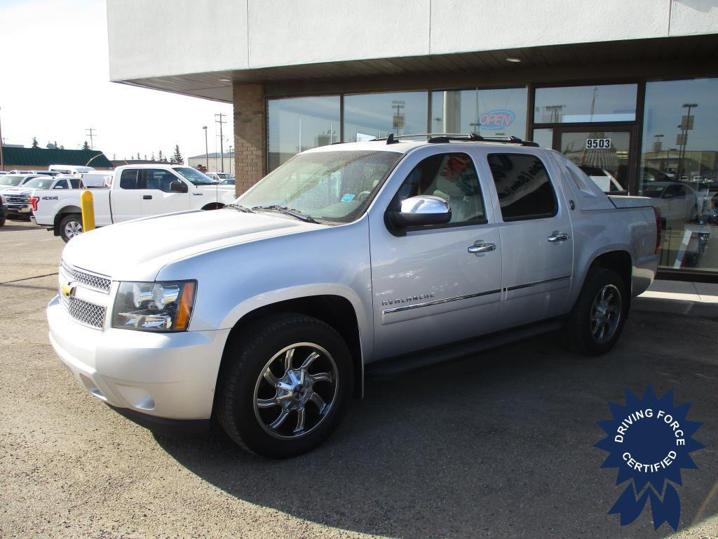 Click Here To View 2013 Chevrolet Avalanche LTZ - 144657