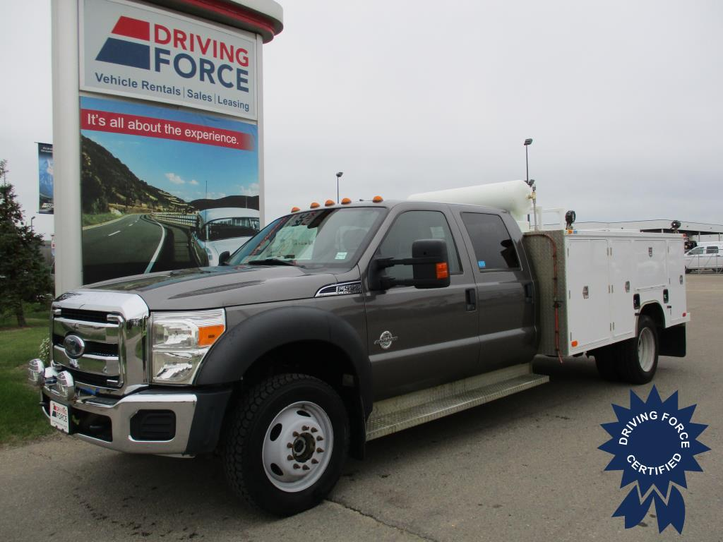Click Here To View 2014 Ford Super Duty F-550 DRW XLT - 145196