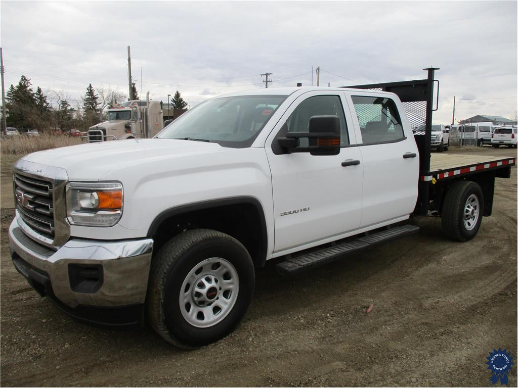 Click Here To View 2018 GMC Sierra 3500HD  - 145366