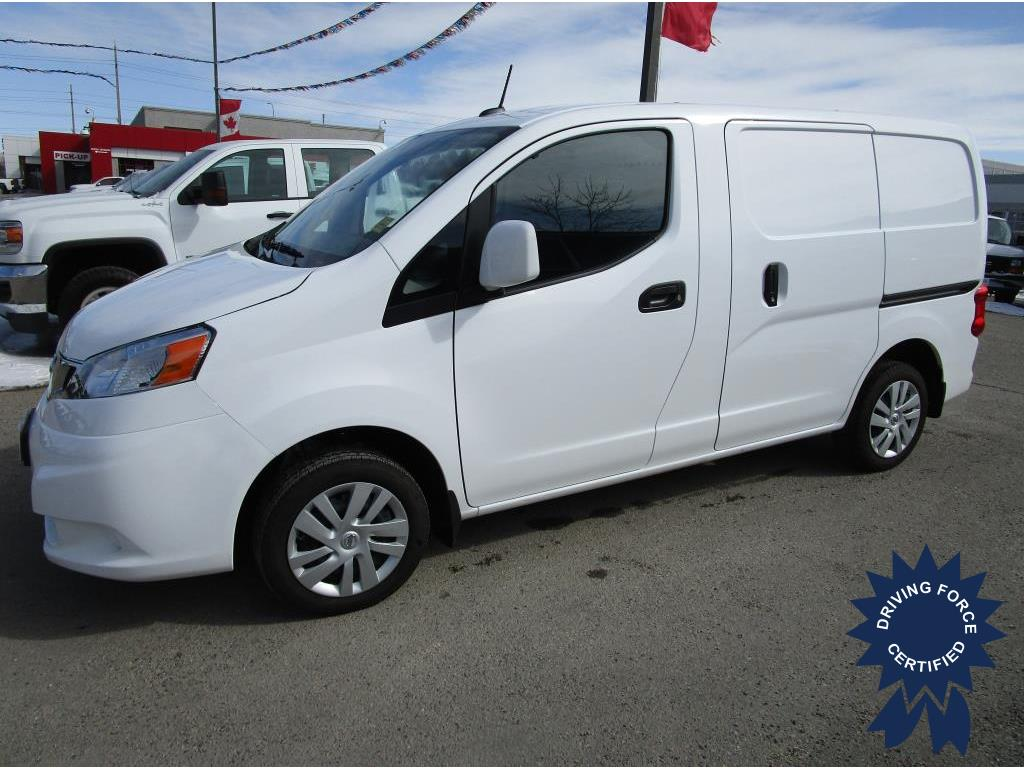 Click Here To View 2017 Nissan NV200 SV - 145585