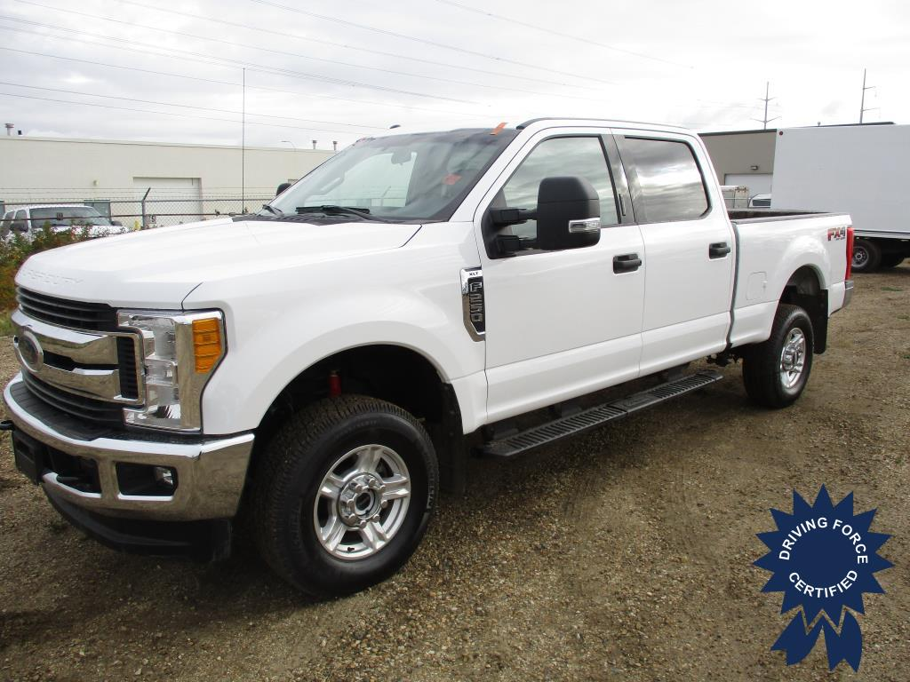 Click Here To View 2017 Ford Super Duty F-250 XLT - 145589