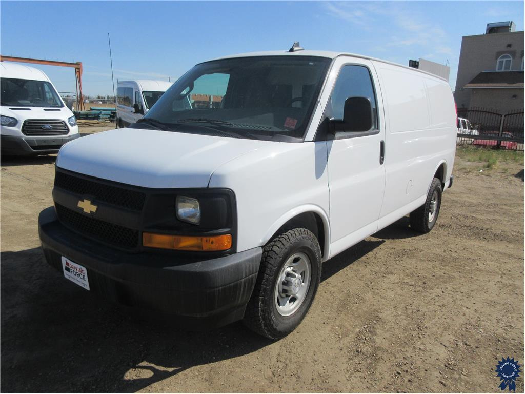 Click Here To View 2017 Chevrolet Express Cargo Van  - 145882