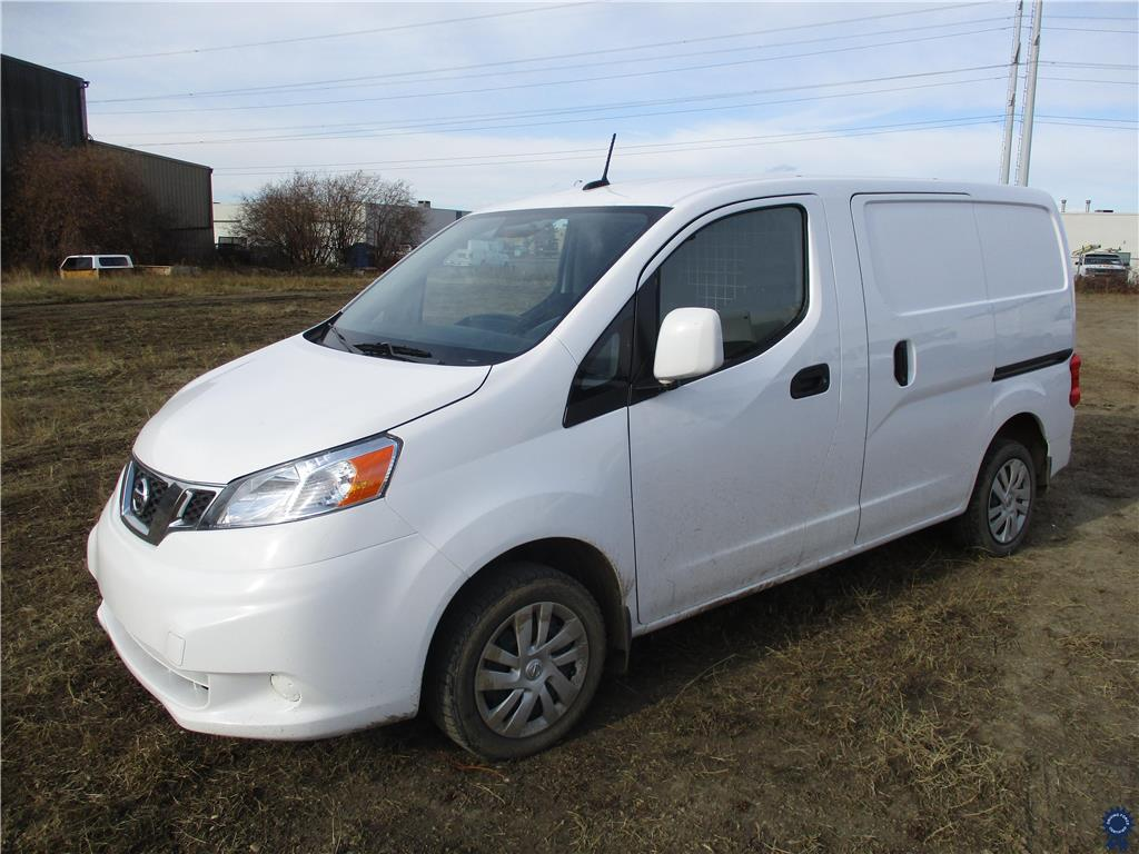 Click Here To View 2017 Nissan NV200 SV - 146512
