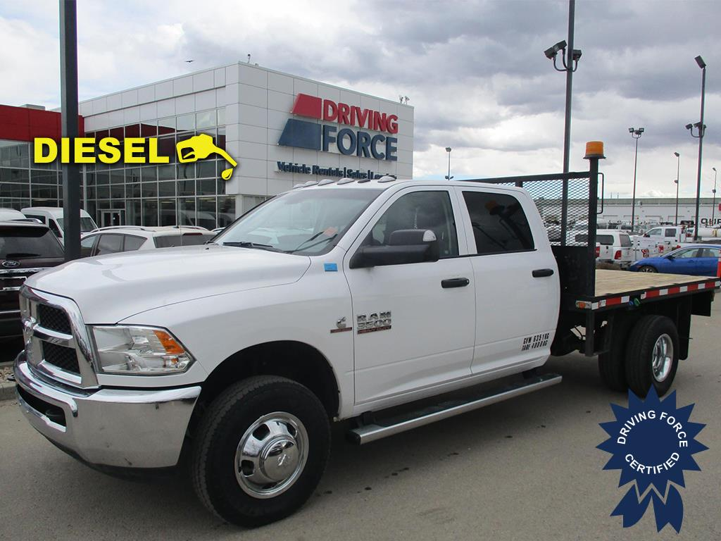 Click Here To View 2018 Ram 3500 ST - 146727