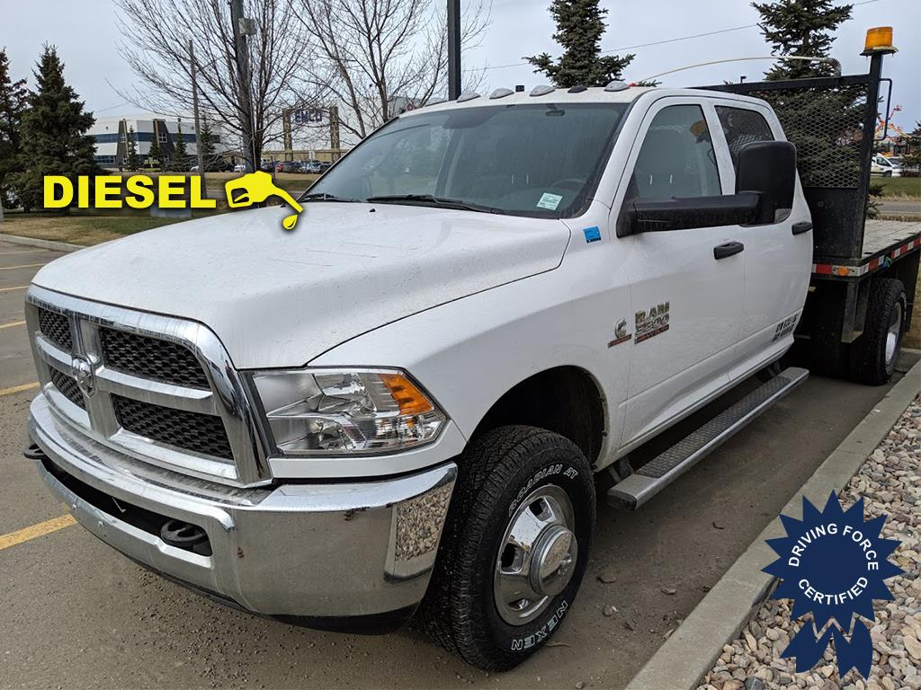 Click Here To View 2018 Ram 3500 ST - 146729
