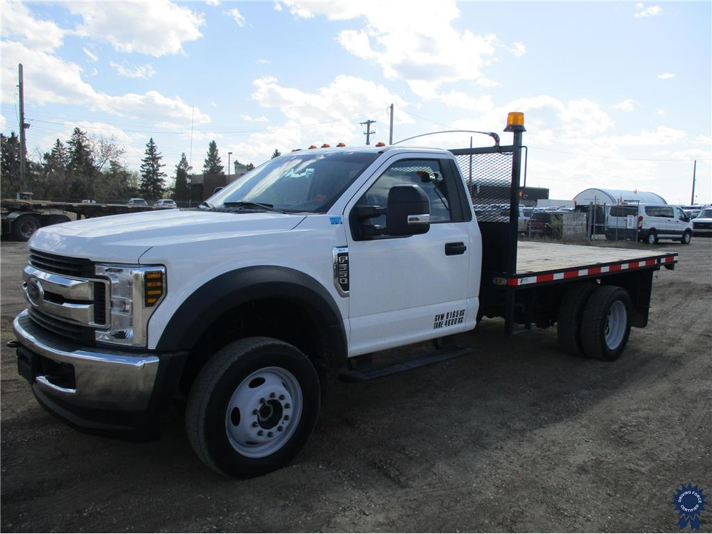 Click Here To View 2018 Ford Super Duty F-550 DRW XLT - 147299