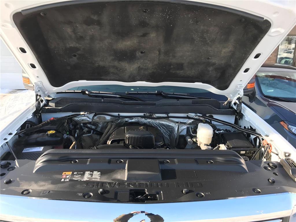 2018 Chevrolet Silverado 2500HD Work Truck - 147429