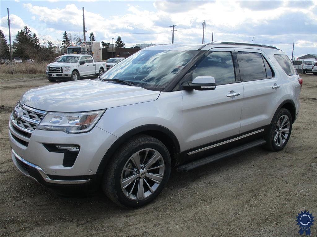 Click Here To View 2018 Ford Explorer Limited - 147503