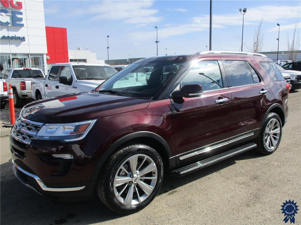 Click Here To View 2018 Ford Explorer Limited - 147506
