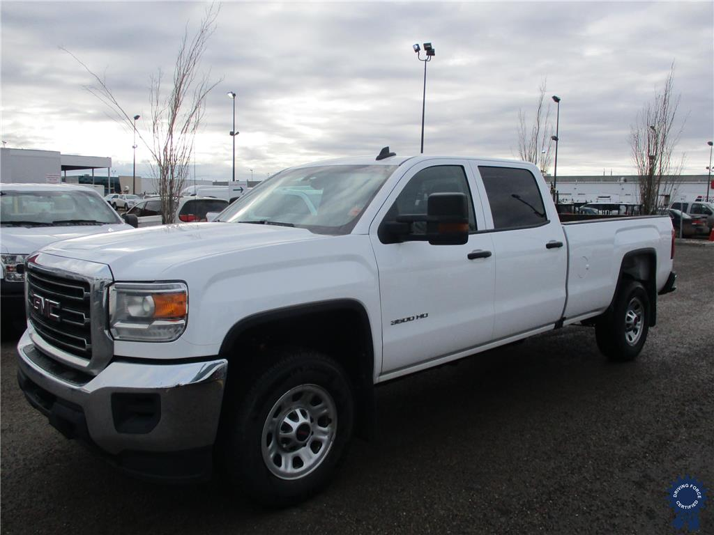Click Here To View 2018 GMC Sierra 3500HD  - 147873