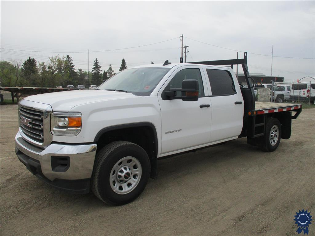 Click Here To View 2018 GMC Sierra 3500HD  - 147875