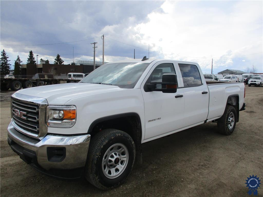 Click Here To View 2018 GMC Sierra 3500HD  - 147878