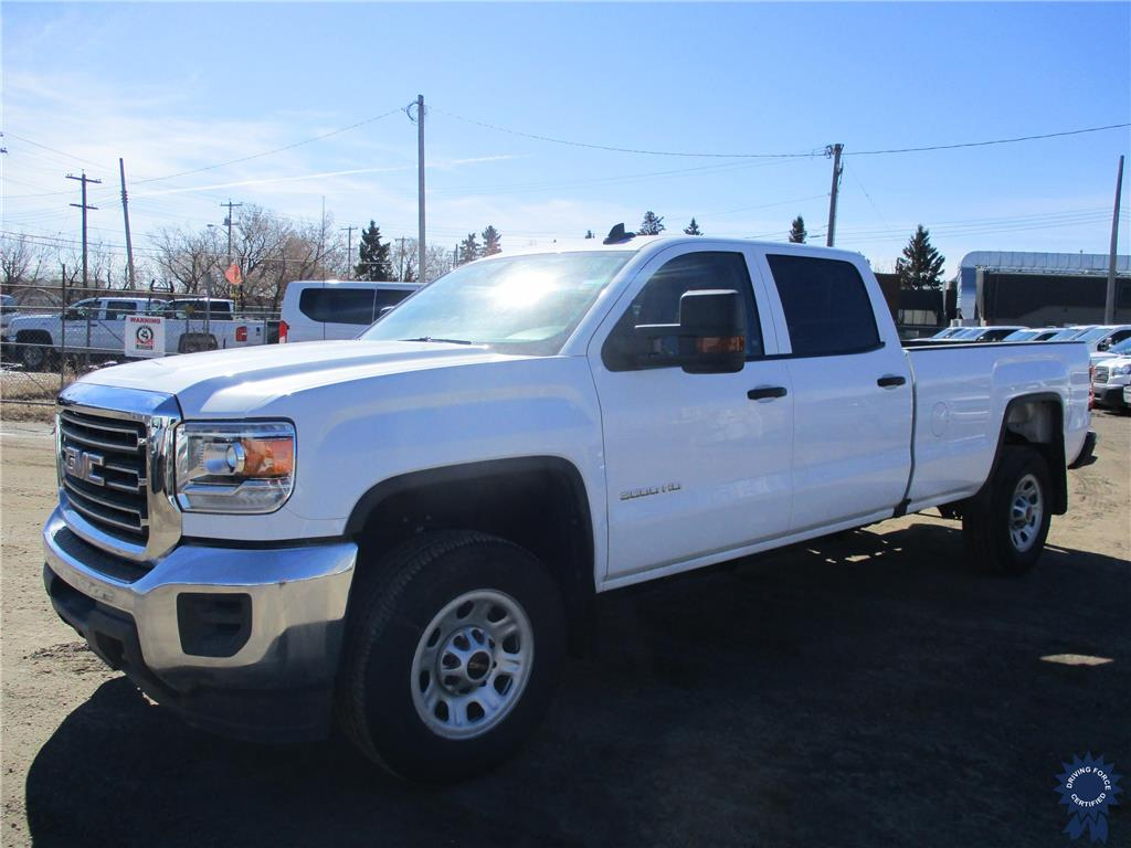 Click Here To View 2018 GMC Sierra 3500HD  - 147885