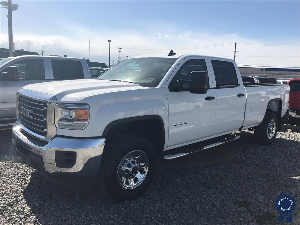 Click Here To View 2018 GMC Sierra 3500HD  - 147894