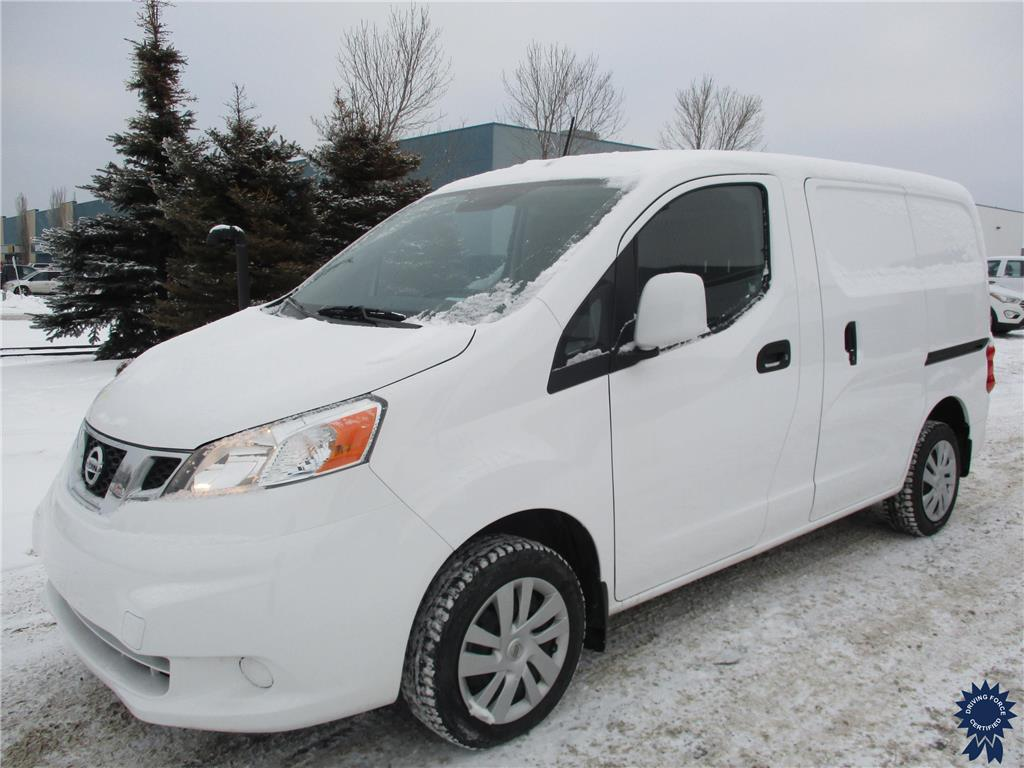 Click Here To View 2018 Nissan NV200 Compact Cargo SV - 148159