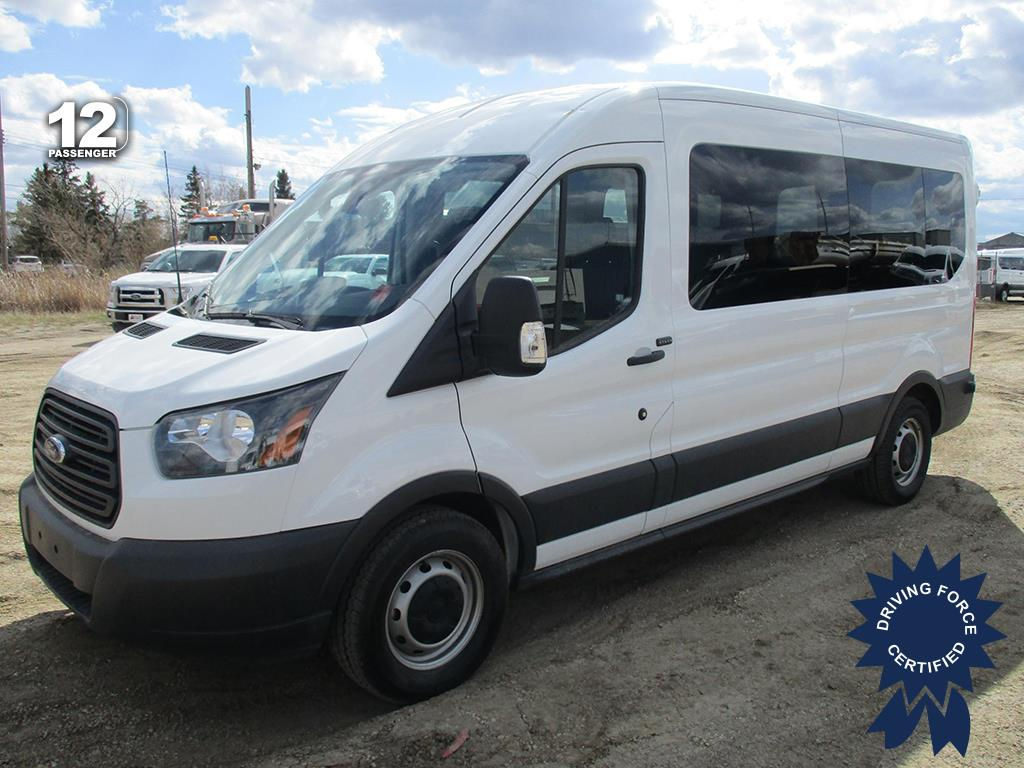 Click Here To View 2018 Ford Transit Passenger Wagon XL - 149169