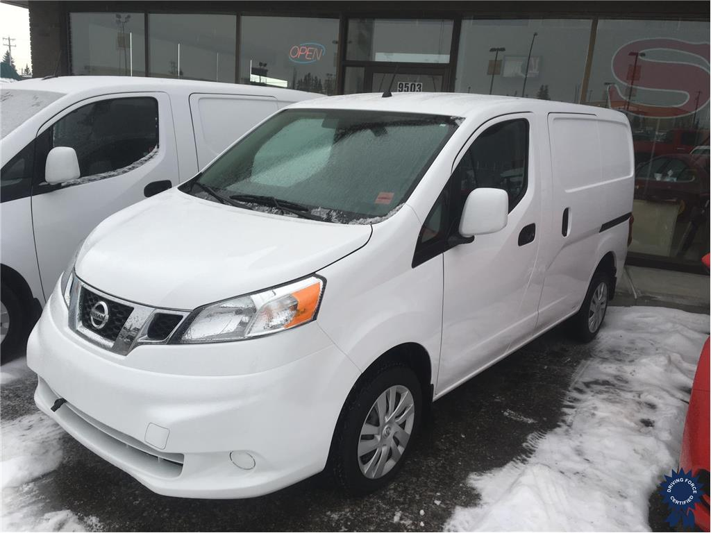 Click Here To View 2018 Nissan NV200 Compact Cargo SV - 149708