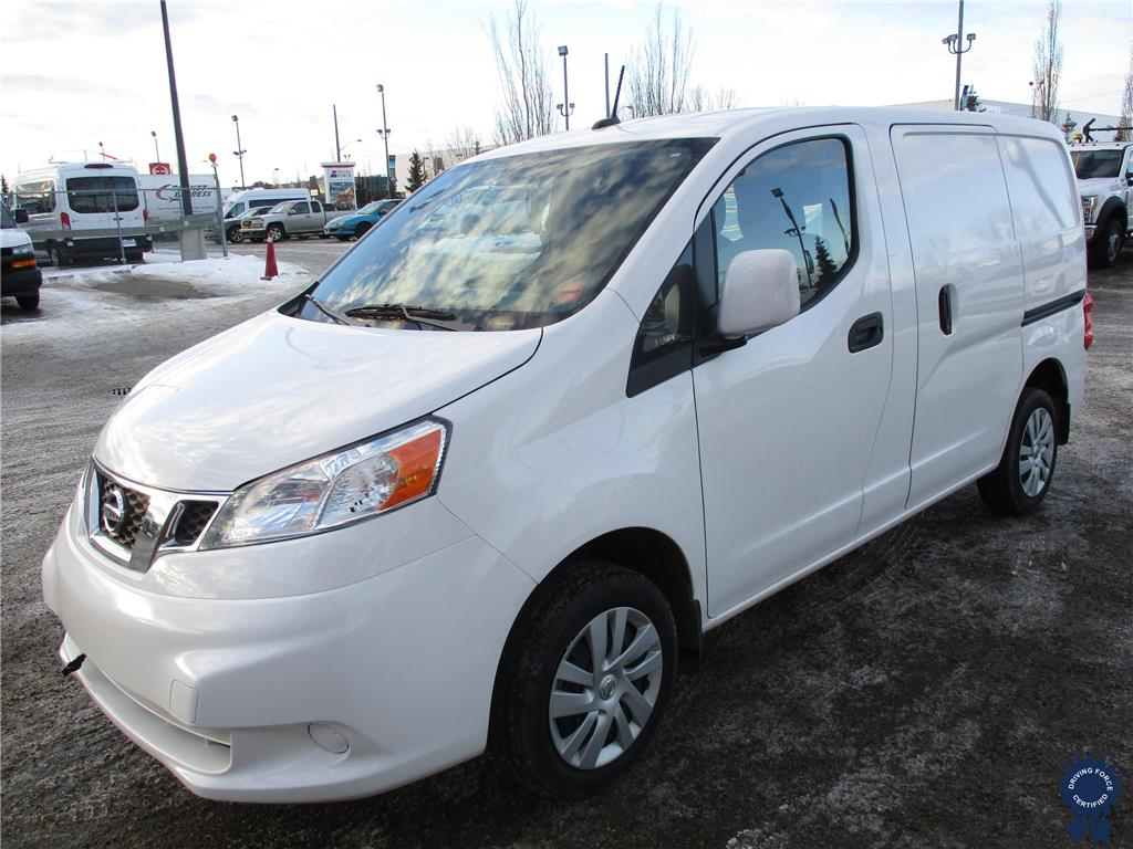 Click Here To View 2018 Nissan NV200 Compact Cargo SV - 149709