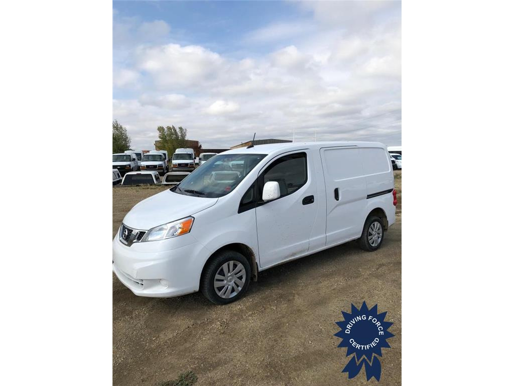 Click Here To View 2018 Nissan NV200 Compact Cargo SV - 149718