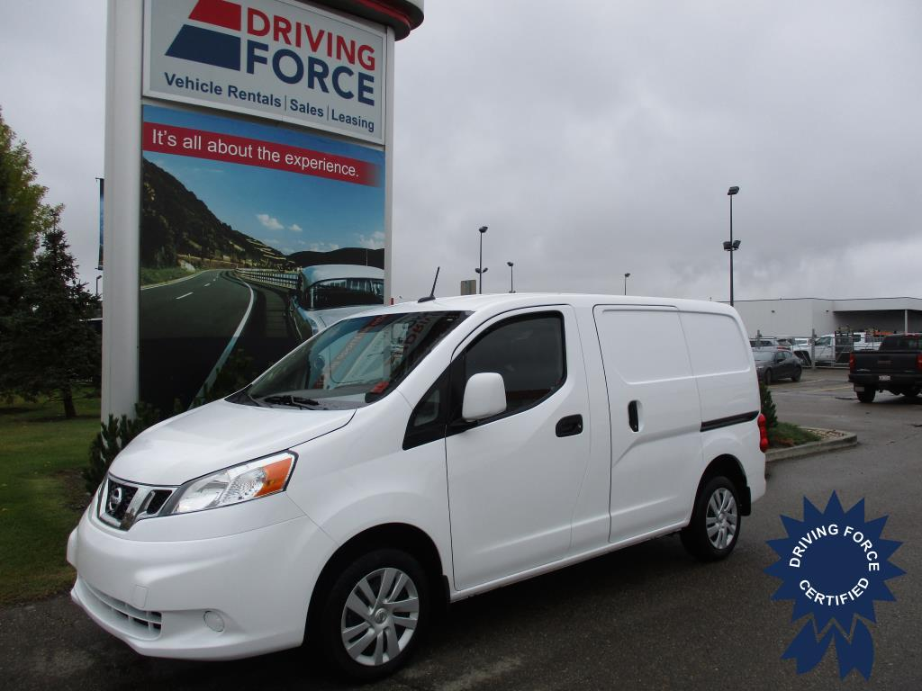 Click Here To View 2018 Nissan NV200 Compact Cargo SV - 149719