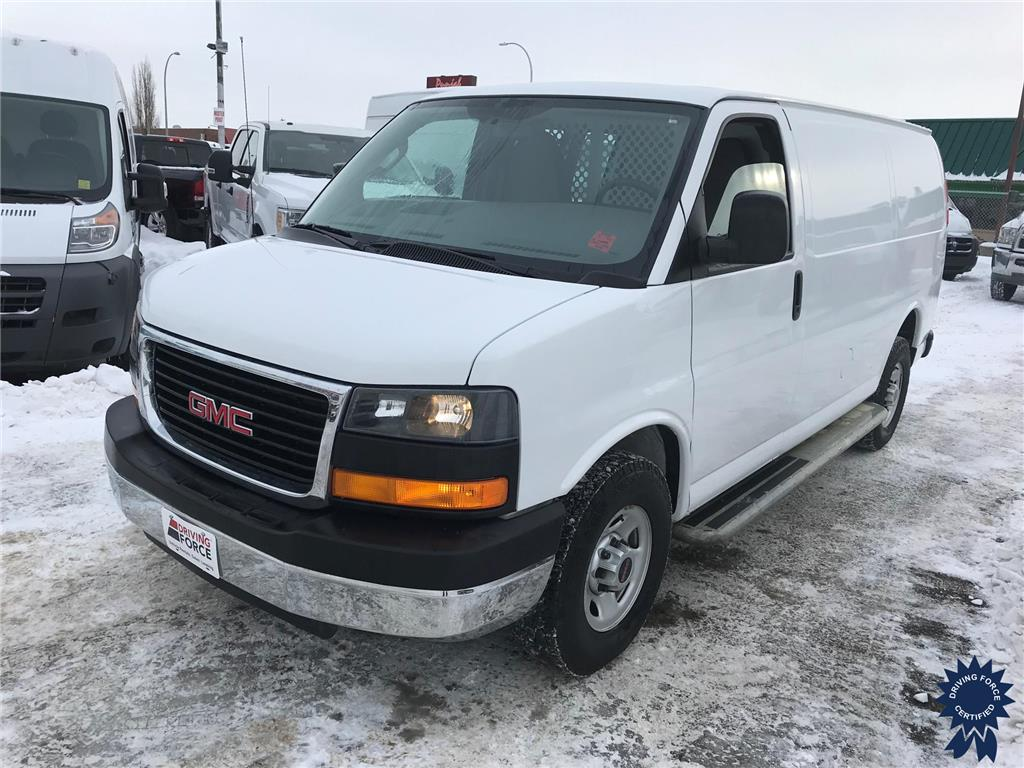 Click Here To View 2016 GMC Savana Cargo Van  - 149785