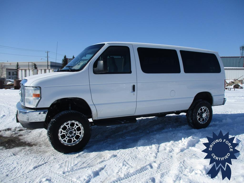 Click Here To View 2014 Ford Econoline Wagon XLT - 150001