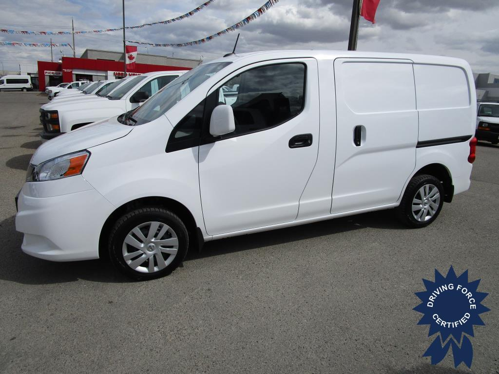 Click Here To View 2018 Nissan NV200 Compact Cargo SV - 150023
