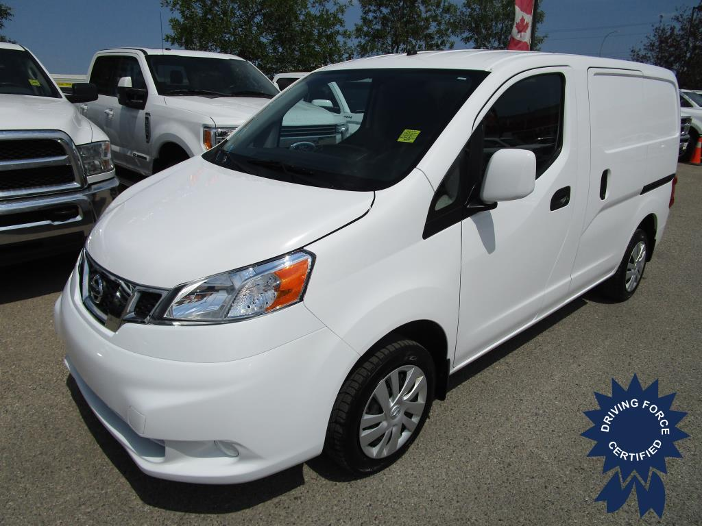 Click Here To View 2018 Nissan NV200 Compact Cargo SV - 150025
