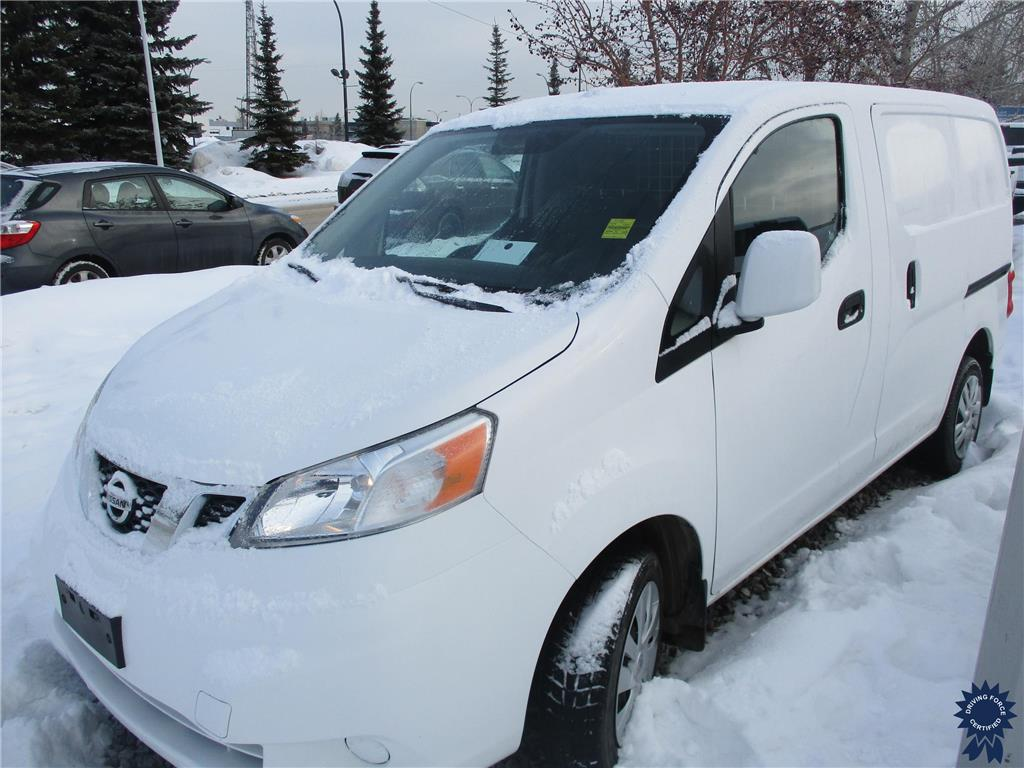 Click Here To View 2018 Nissan NV200 Compact Cargo SV - 150030