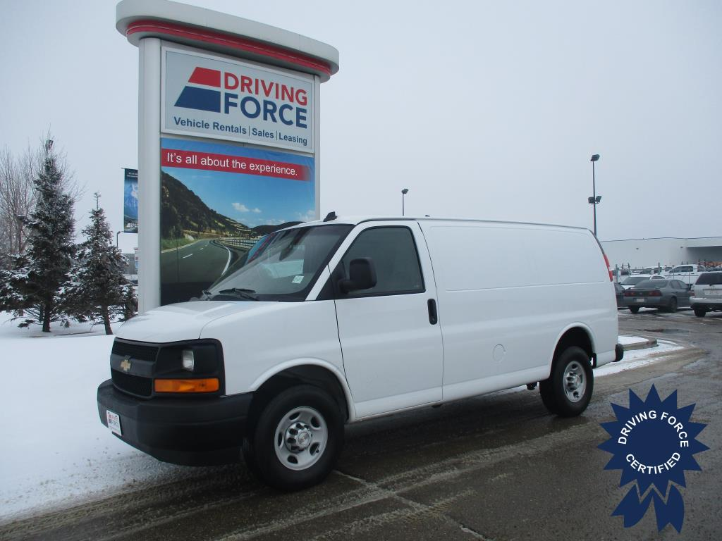 Click Here To View 2017 Chevrolet Express Cargo Van  - 150173