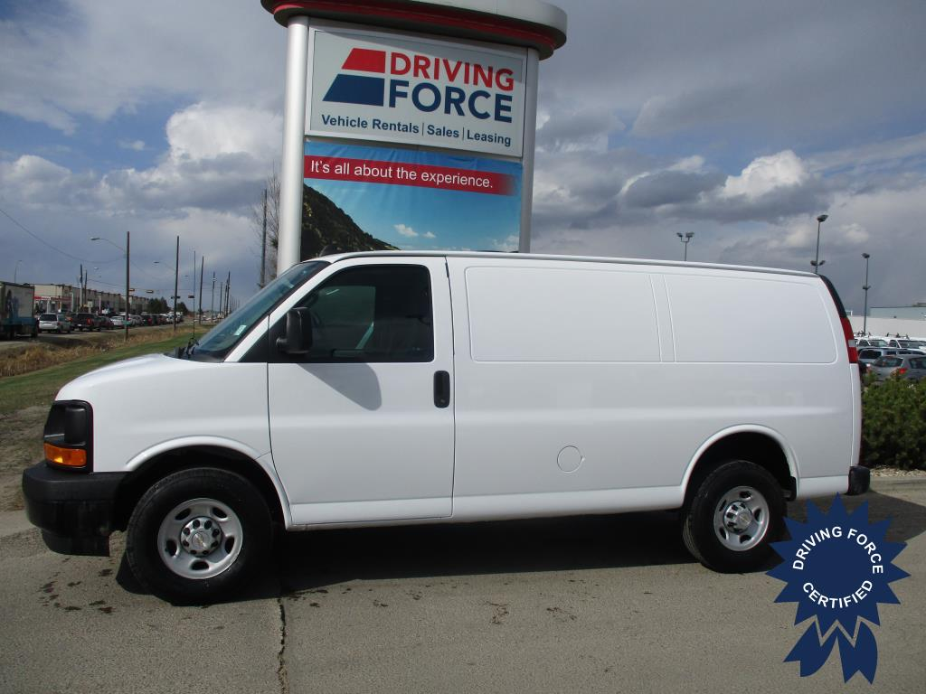 Click Here To View 2017 Chevrolet Express Cargo Van  - 150186