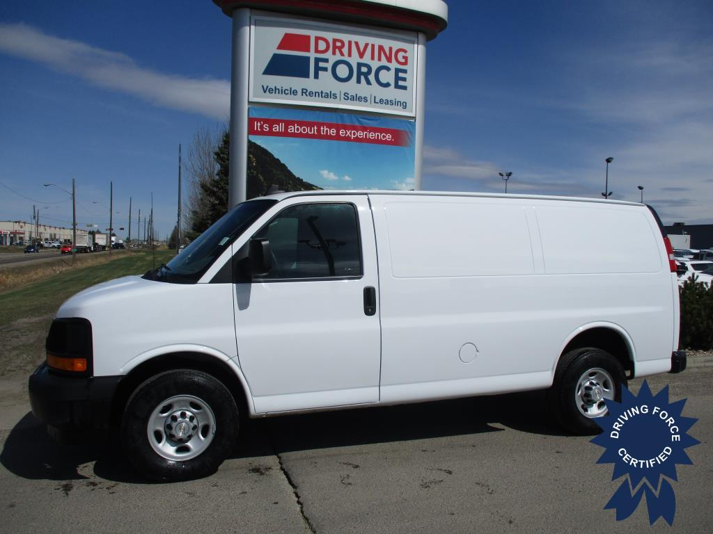 Click Here To View 2017 Chevrolet Express Cargo Van  - 150187
