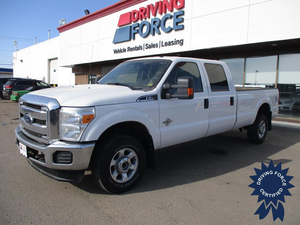 Click Here To View 2016 Ford Super Duty F-350 SRW XLT - 150360