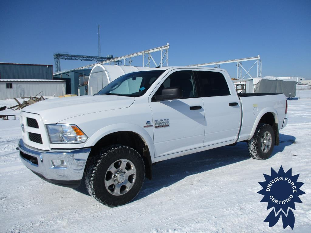Click Here To View 2017 Ram 2500 Outdoorsman - 150365